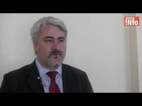 Alexander Kashumov, Head of the Legal Team; Access to Information Programme Bulgaria