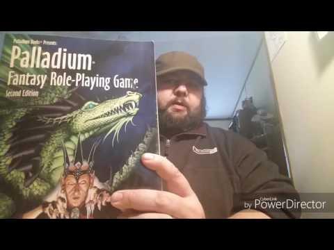 Palladium Fantasy RPG - A Love Letter