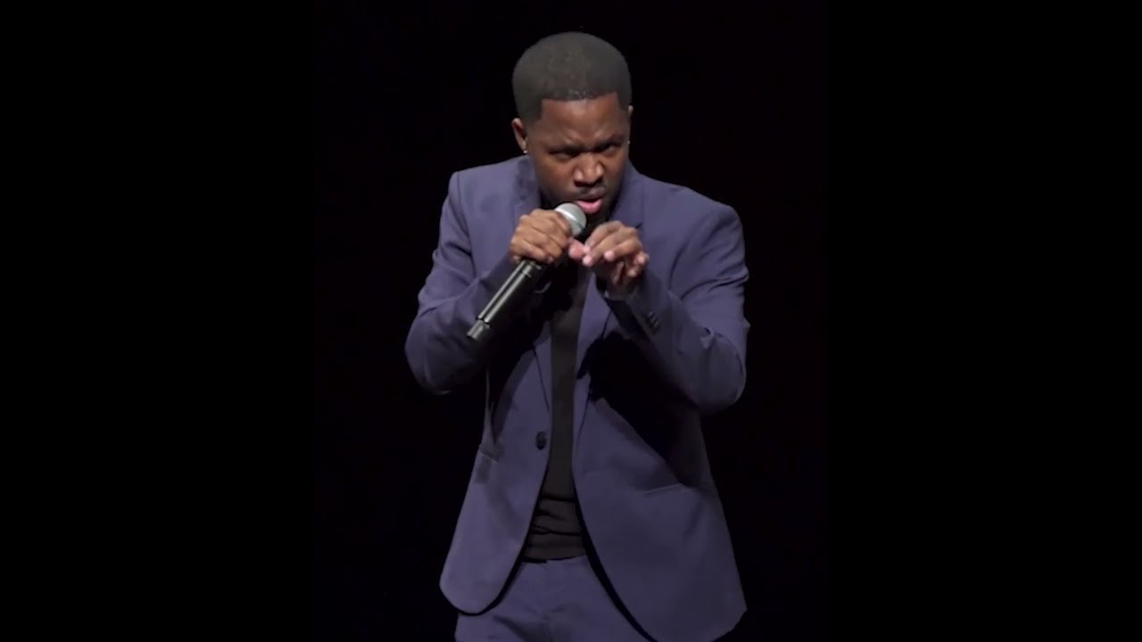 Terrence K. Williams- Live on stage in South Florida!