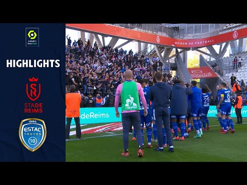 Reims Troyes Goals And Highlights