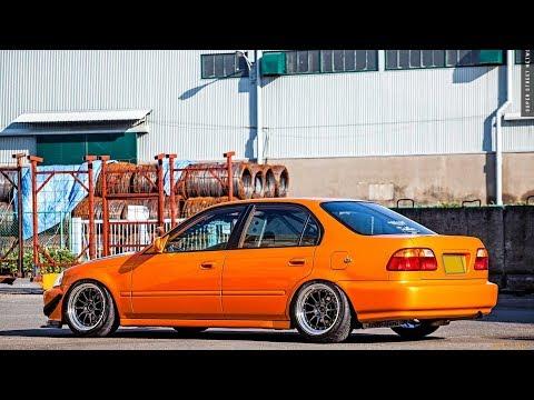 Honda Civic Ferio 2 Eva коврики в салон Evabel.ru 8800-222-48-45