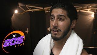 Mustafa Ali beat Drew Gulak at his own game: 205 Live Exclusive, June 20, 2017