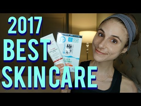BEST SKIN CARE OF 2017| Dr Dray