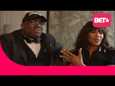 Naomi Campbell and Edward Enninful Discuss 'The Seven Deadly Sins of Edward Enninful'