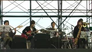 OTEMAE Univ. Skylark Jazz Orchestra @KANSAI Battle Jazz 2009 2009.1...
