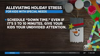 Holiday Tips For Parents Of Children With Special Needs