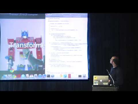 Peter Hallam & Alex Russell: The future of JS ans You