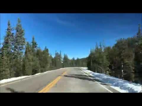 Squaw Pass - Echo Lake to Evergreen Parkway (Colorado)