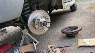 VLOG 565: PART 1 - new brakes!