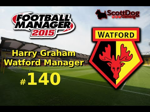 Football Manager 2015 Ep 140 Troy Deeney ScottDogGaming HD