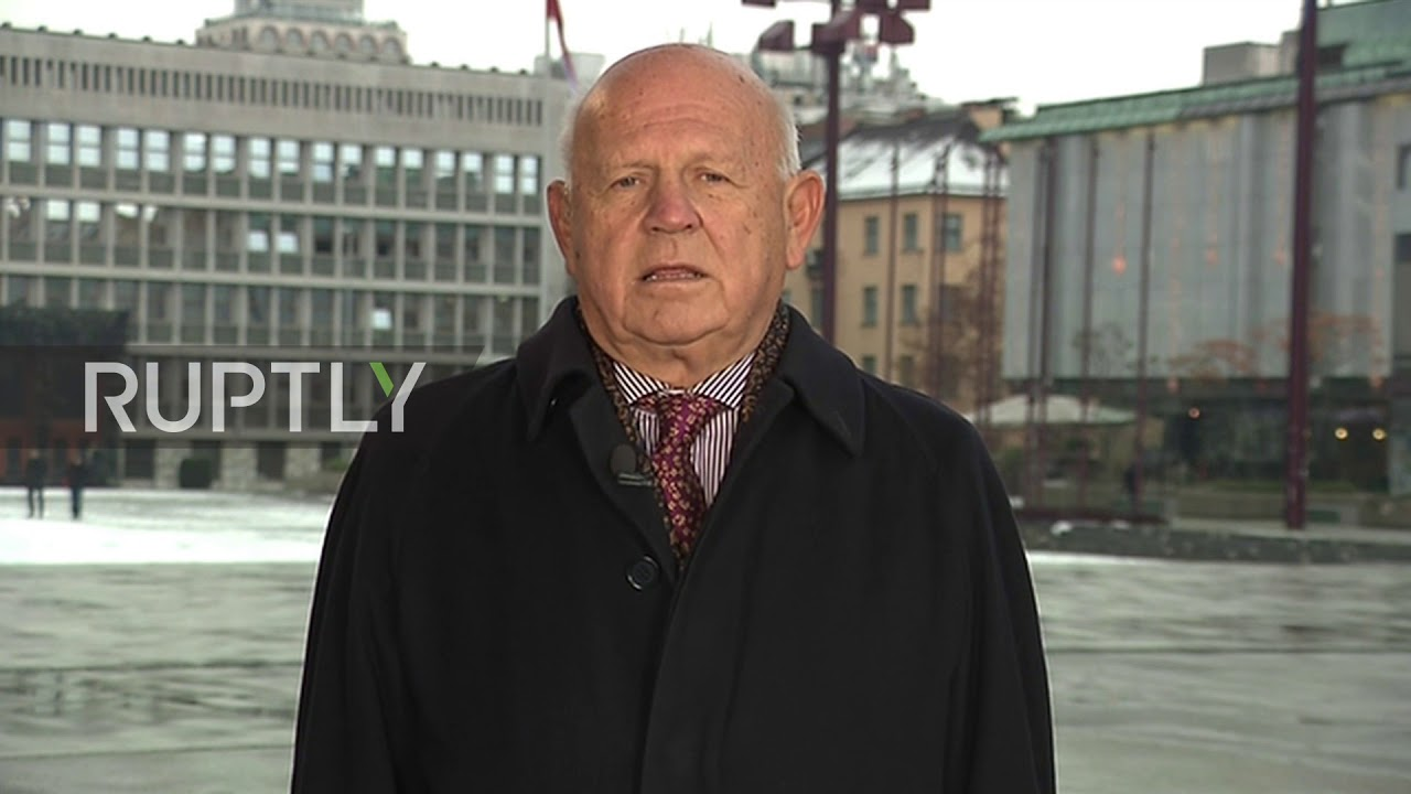 Slovenia: We don't need a 'Cold War' in sports - European Olympic Committee Pres
