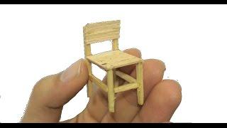 Minicik Masa ve Sandalye