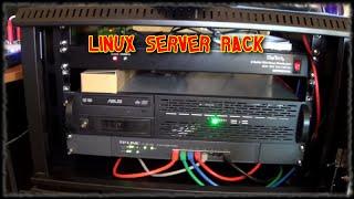 Linux Server Rack ★Geeking Off★