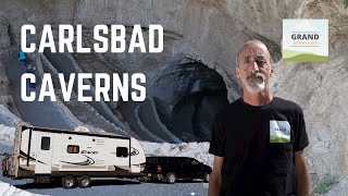 Ep. 126: Carlsbad Caverns National Park | New Mexico RV travel camping
