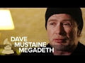 "Megadeth's Dave Mustaine on GRAMMY Nominated Song ""Dystopia"" 