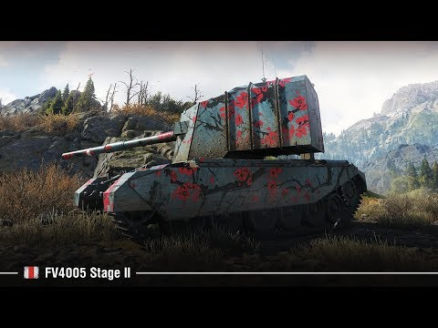 FV4005 Stage II | Бабаха на Перевале (11276 dmg)