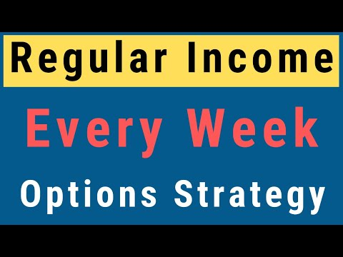 Earn Regular Income Using Options Strategy | Call & Put Selling Strategy