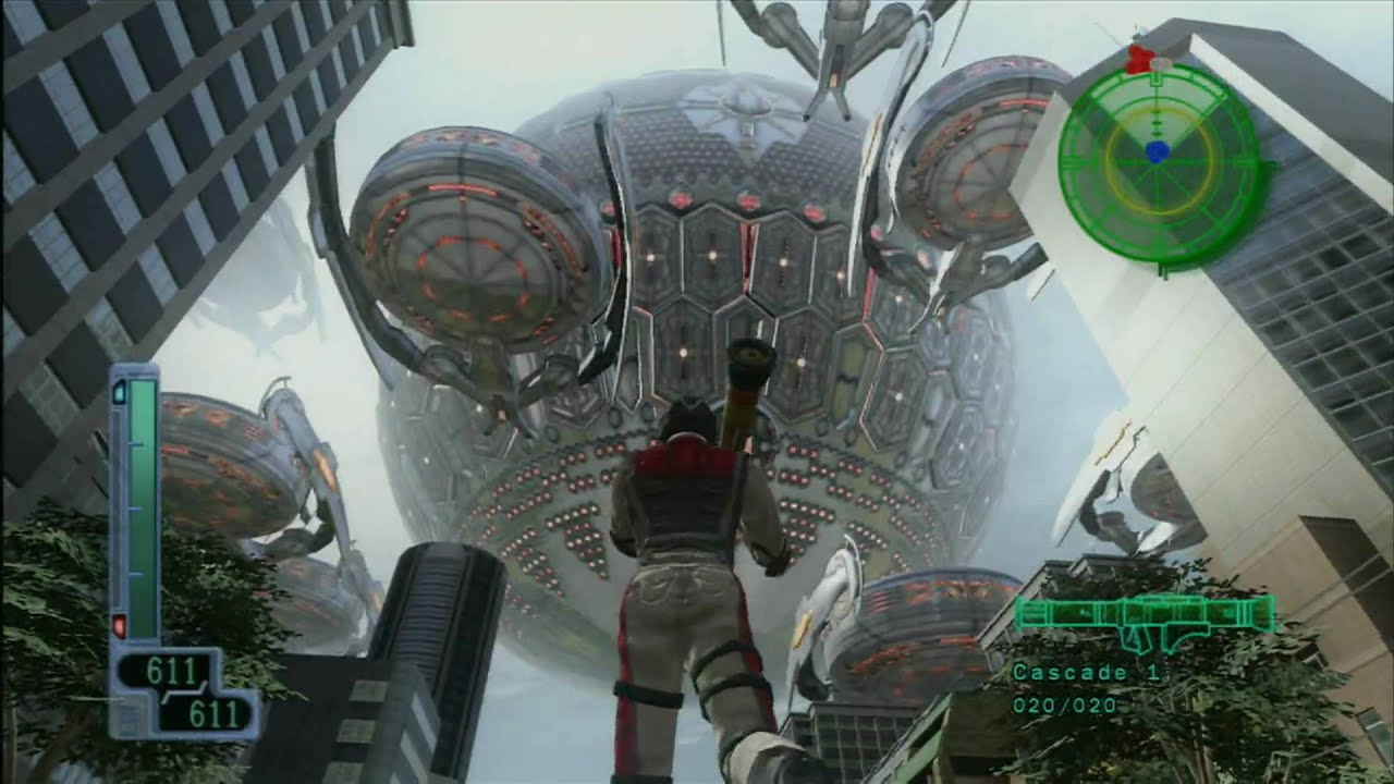 Image result for Earth Defence Force 2017