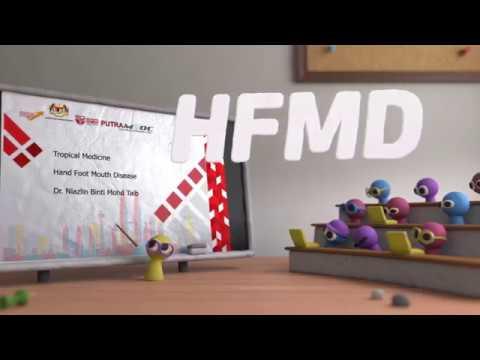 PutraMOOC || TROPICAL DISEASES || HFMD