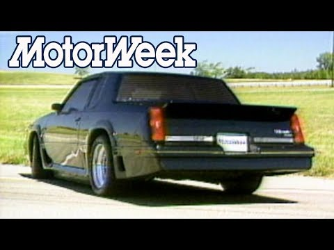 These Performance Prototypes From 1985 Are the Coolest Oldsmobiles We Never Got