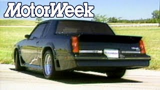 1985 Oldsmobile FE3-X Project Cars | Retro Review