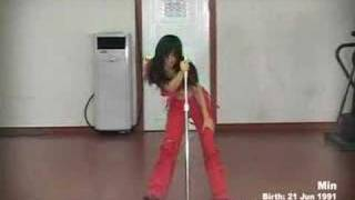 11 Years Old Girl Dancing (Lil' Jon's NEW Protege)