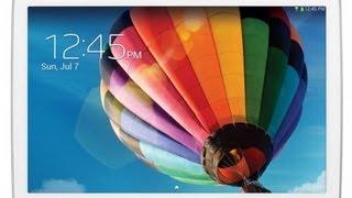 обзор Samsung GALAXY Tab 3 10.1 P5200