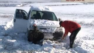 Стихия на Юге Украины: снег надвигается на Херсон и Николаев - Чрезвычайные новости, 29.12(