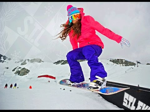 Одежда для сноубордистов из Кореи - YouTube