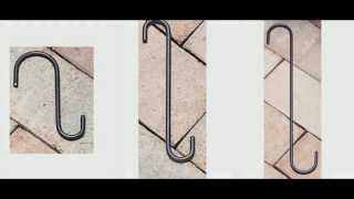 Wrought Iron S Hooks