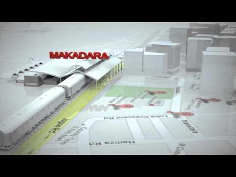 KRC Commuter Rail Animation