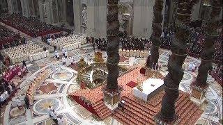 Tết Dương Lịch tại Vatican – Lễ Đức Mẹ là Mẹ Thiên Chúa, Ngày Hòa Bình Thế Giới