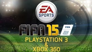 FIFA 15 PastGen (Xbox 360, PS3) обзор - футбольные смотрины полной версии игры для консолей(FIFA 15 NextGen (Xbox 360, PS3) обзор - футбольные смотрины полной версии игры для консолей Ссылка на обзор: http://gamerstv.ru/review..., 2014-09-28T13:13:00.000Z)
