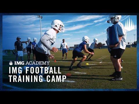 Football Training Camp-
