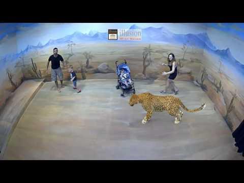 Illusion 3D Art Museum Kuala Lumpur - 03 - Traveller
