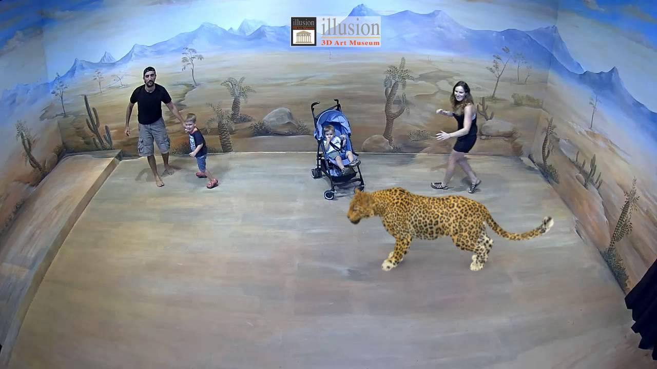 D Art Exhibition Ipoh : Illusion d art museum kuala lumpur traveller youtube