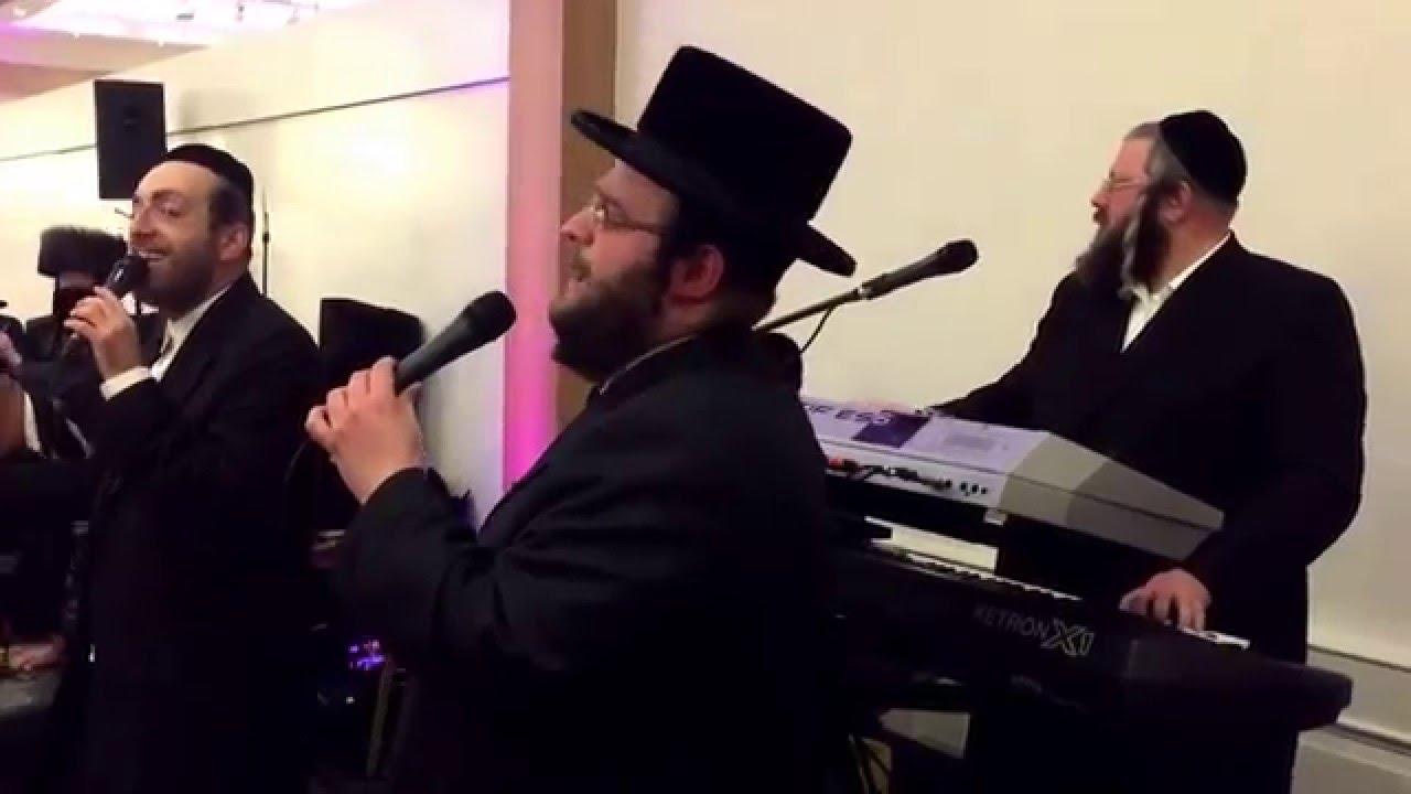 Meir Adler and Arela samet and Smuli  Steinmetz and Chaim Kisterboim part 1