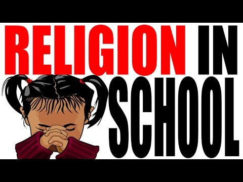 """The Wall, """"The Supreme Court, Religion and Public Schools"""""""