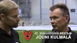 Ikäluokkavalmentaja Jukka Kulmala tyttöjen Pohjola Cupissa