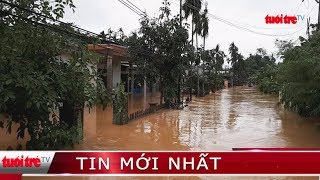⚡ Tin mới nhất | 15000 ngôi nhà ở rốn lũ Đại Lộc chìm trong nước