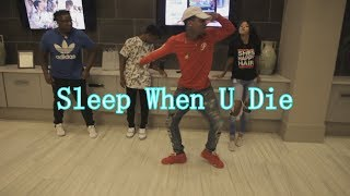 2 Chainz - Sleep When U Die (Dance Video) shot by @Jmoney1041