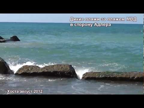 Хоста море пляж