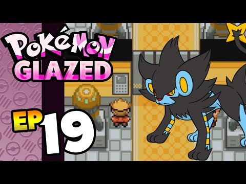 pokemon glazed how to catch mew