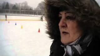 179 Baśka Blog: Gwiazda na lodzie
