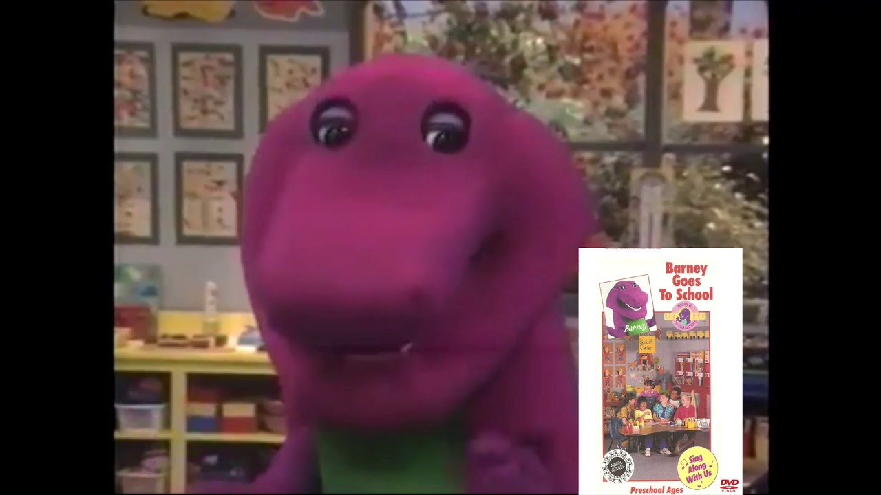 Barney and the Backyard Gang and Chuck E Cheese's DVD ...