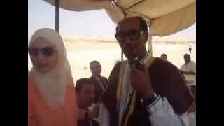 Egyptians celebrate Sadat 2 in the new Suez Canal