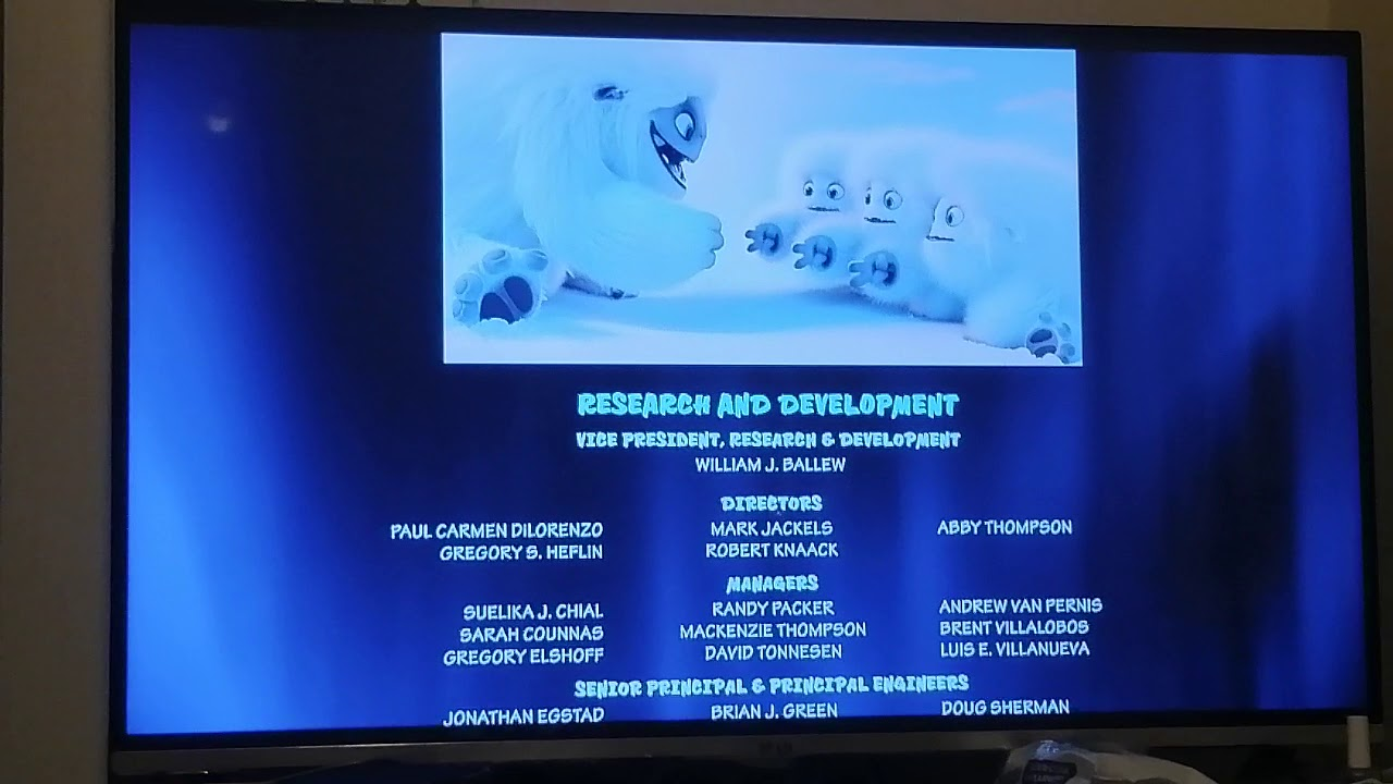 Download Abominable End credits Part Three + Фрагмент S11E25b - Girl's Night out (Russian)