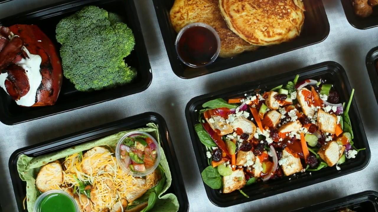Progress Prep Las Vegas Meal Prep Delivery Service Youtube