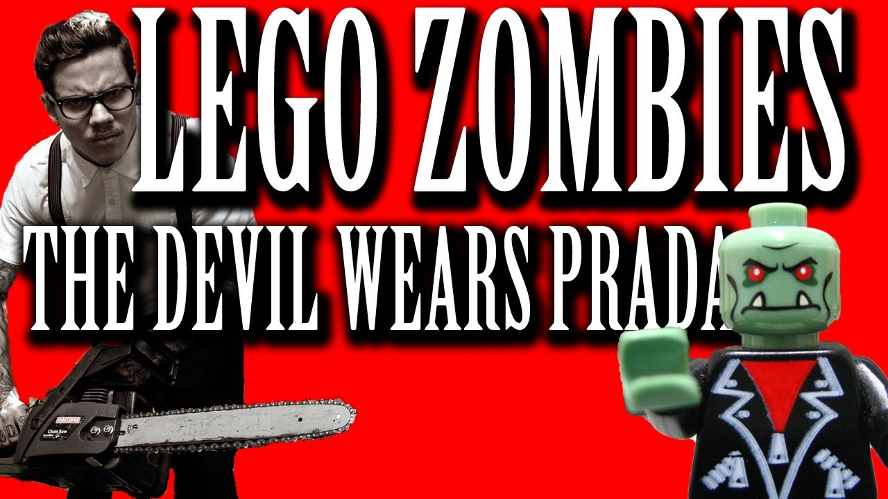 LEGO ZOMBIES The Devil Wears Prada Escape MUSIC VIDEO Outnumbered ...