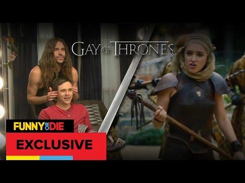 Endowed, Bendy, Uncut - Gay Of Thrones S5 E6 Recap